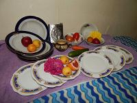 Отдается в дар Выставка посуды