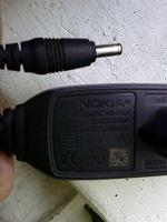 Отдается в дар Зарядка для телефона Nokia