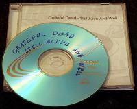 Отдается в дар Grateful Dead — Still Alive And Well