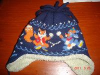 Отдается в дар шапка зимняя