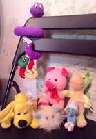 Отдается в дар Веселая компания(плюшевые игрушки)