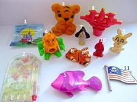 Отдается в дар Мелкие игрушки, сувениры.
