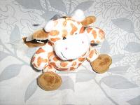 Отдается в дар игрушка бычок маскирующийся под жирафа...=)
