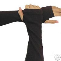 Отдается в дар Митенки (перчатки без пальцев)