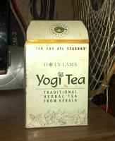 Отдается в дар Индийский чай Yogi