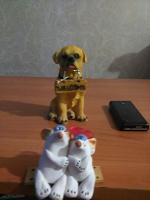 Отдается в дар Парочка мышей и пёс)