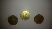 Отдается в дар Монеты Гонконга — 20 центов
