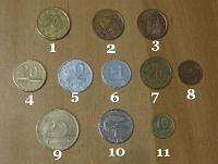 Отдается в дар Монеты: Запад