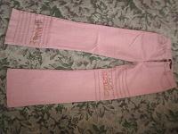 Отдается в дар Джинсовый розовий костюмчик :)