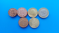 Отдается в дар Евроценты из оборота