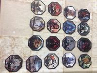 Отдается в дар Звездные войны карта и фишки