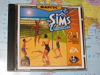 Отдается в дар Компьтерная игра The Sims Vacation