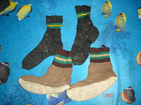 Отдается в дар носки шерстяные детские