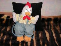 Отдается в дар Рюкзак-игрушка Цыпленок