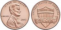 Отдается в дар 1 цент 2009