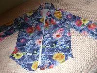 Отдается в дар яркая блузочка