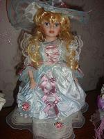 Отдается в дар Фарфоровые куклы
