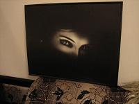 Отдается в дар «Глазастый» постер
