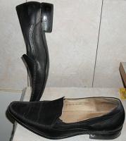 Отдается в дар стильные пацанские туфли 37 р.
