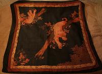 Отдается в дар платки шарфик со звериным принтом