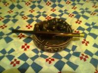 Отдается в дар Пепельница и мундштук
