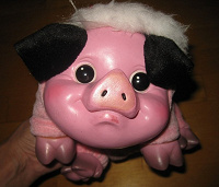 Отдается в дар Свинка для конфет