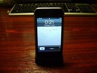 Отдается в дар крэдл для iPhone 2,3.3gs