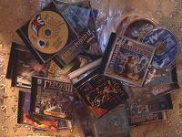 Отдается в дар OLD PC GAMES