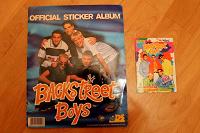 Отдается в дар Журналы для наклеек Backstreet Boys