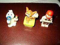 Отдается в дар три игрушки из киндеров