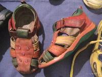 Отдается в дар Детские сандалики
