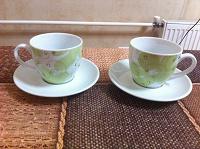 Отдается в дар Две чайные пары