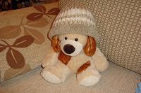 Отдается в дар Тёплая шапочка SOLBI