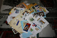 Отдается в дар Марки почтовые разные