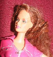 Отдается в дар Настоящая Барби.