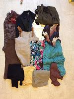 Отдается в дар Одежда женская 44-46
