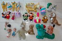 Отдается в дар Мягкие игрушки много 2