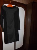 Отдается в дар Платье Oodji чёрно-серое размера L