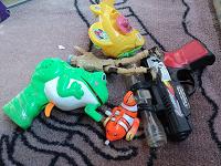 Отдается в дар Ворох детских игрушек