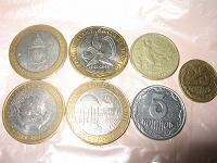 Отдается в дар Юбилейные монеты и монеты украины