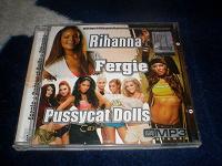 Отдается в дар Диск MP3 Rihanna + Fergie + PussyCat Dolls