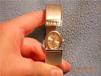 Отдается в дар часы-браслет наручные
