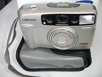 Отдается в дар Фотоаппарат пленочный Samsung Fino 800