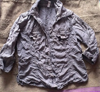 Отдается в дар Рубашка на девочку, девушку