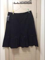 Отдается в дар Новая юбка, 58 размер