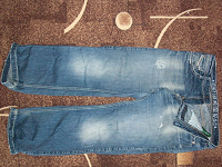 Отдается в дар Стильные мужские джинсы из коллекции Bigrey