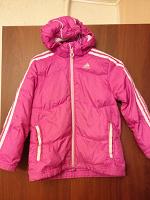 Отдается в дар Куртка на девочку«Adidas»