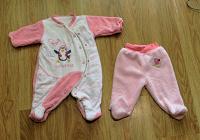 Отдается в дар Одежда для новорожденной девочки