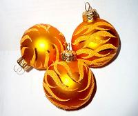 Отдается в дар Новогодние ёлочные шары