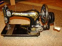 Отдается в дар машинка швейная Зингер